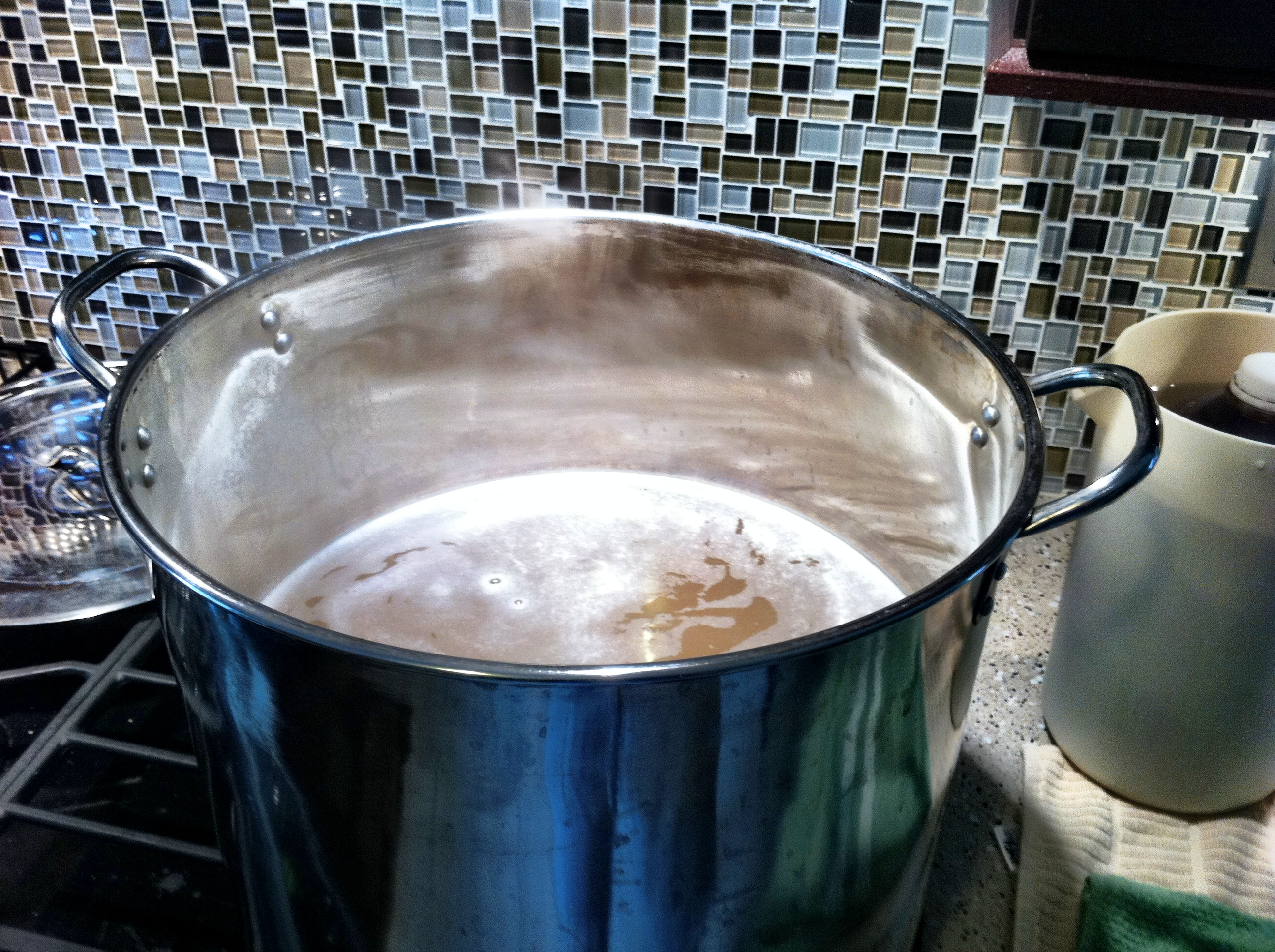 Yes Dear, It's Time to Make Beer
