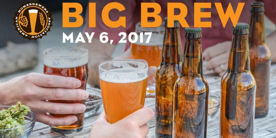 AHA Big Brew Day 2017